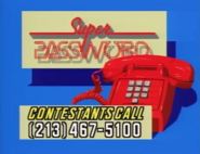 Super Password Early Ticet Plug Withut Buzzr Bug