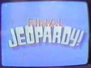 Final Jeopardy! -19