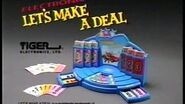Electronic Let's Make a Deal 90s Commercial (1998)