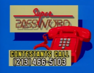 Super Password Ticket Plug 3