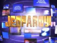 Jeopardy! 1999-2000 season title card screenshot 32