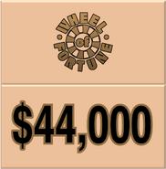 WOF $44,000