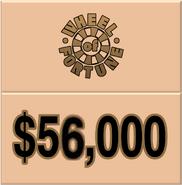 WOF $56,000