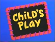 Child's Play(3)