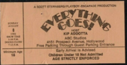 Everything Goes! (August 08, 1982)