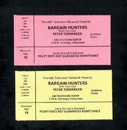 Bargain Hunters (June 29, 1987)