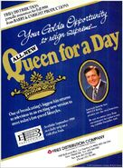 Queen for a Day '87 ad