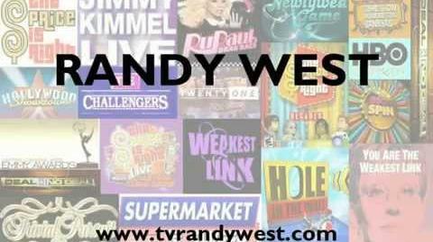Randy West Programs VO Demo