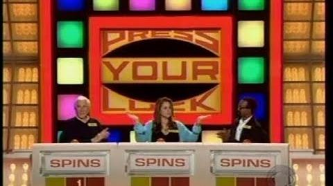 Game Show Marathon (Press Your Luck)- June 8, 2006