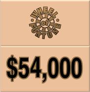 WOF $54,000