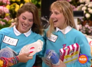 Supermarket Sweep Win 4