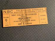 Jeopardy! (May 09, 1974)
