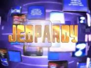 Jeopardy! 1999-2000 season title card screenshot 30