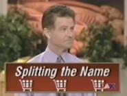 SS Splitting the Name