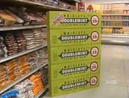 Wrigley's Doublemint Gum Bonus