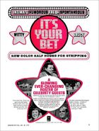 It's Your Bet 1-26-1970