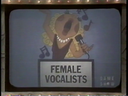 Female Vocalists