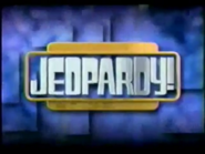 Jeopardy! 2000-2001 season title card screenshot 26