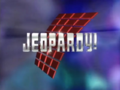 Jeopardy! Season 14 Logo