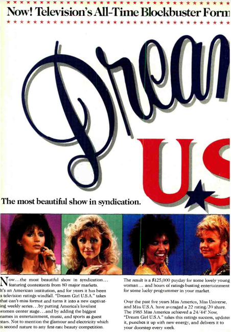 Dream Girl USA