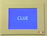 SS Monitor Clue on Screen