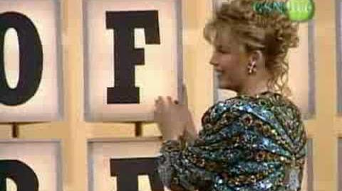 Wheel of Fortune - Puzzleboard