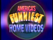 America's Funniest Home Videos Logo 1990 b