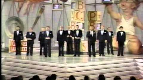 March Of The Game Show Hosts