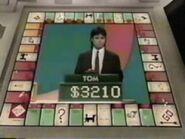 Monopoly Board Contestant Box 2