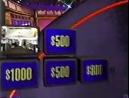 Jeopardy! 1996-1997 season title card-2 screenshot 17