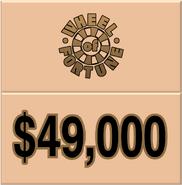WOF $49,000