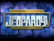 Jeopardy! 2000-2001 season title card screenshot 12