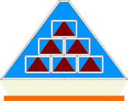 Pyramid front game board blue 1 by mrentertainment d66x2i4 - Copy