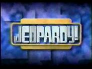 Jeopardy! 2000-2001 season title card screenshot 15