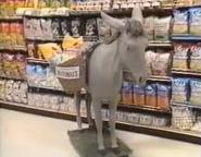 Inflatable Donkey Bonus