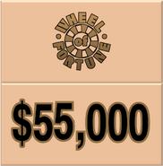 WOF $55,000