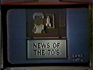 News of the 70's