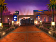 Jeopardy! Sony Pictures Studios intro 2