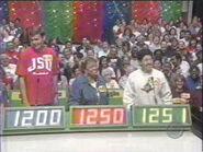 Contestants Row 1999