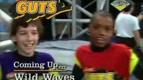Nickelodeon Guts S02E02 Brandon Jaime Meri