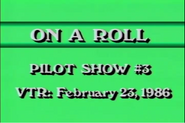 On a Roll Pilot