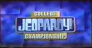 College Championship -1