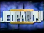 Jeopardy! 2000-2001 season title card screenshot 28