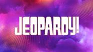 Jeopardy! Season 36 Logo