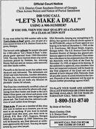 LMAD Action Lawsuit 1995