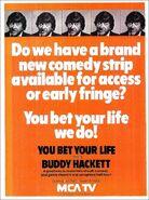 YBYL Hackett Early Fringe