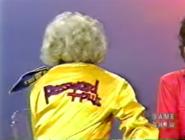 Betty Models Her P Jacket on Bodt Language