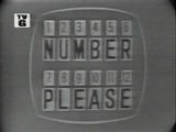 Number Please