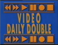 Video Daily Double -10