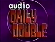 Audio Daily Double -13